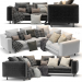 3d BoConcept Indivi model buy - render