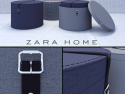 Zara Home round box