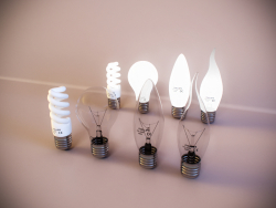 Glühbirne Modelle