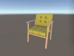 Düşük Poli sandalye