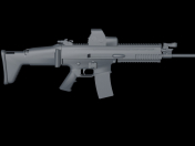 MK16 (Without texture)