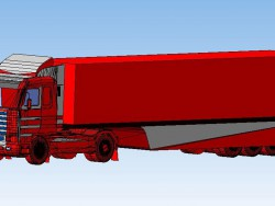 Scania de Van