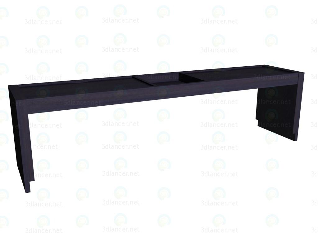 modelo 3D La extensión de la cama 147 VOX - escuchar