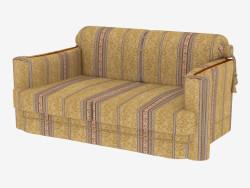 शास्त्रीय डबल सोफे