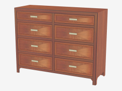 Chest of eight drawers LG109