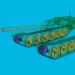 3d tank model buy - render