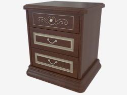 Bedside table (535x579x439)