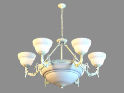 Chandelier A8777LM-6-3WG