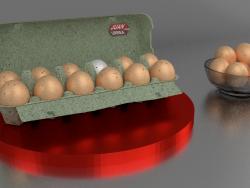 12 yumurta kutusu