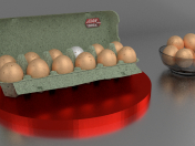 Box of 12 eggs