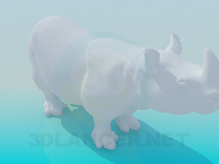 3d model Rhino - preview
