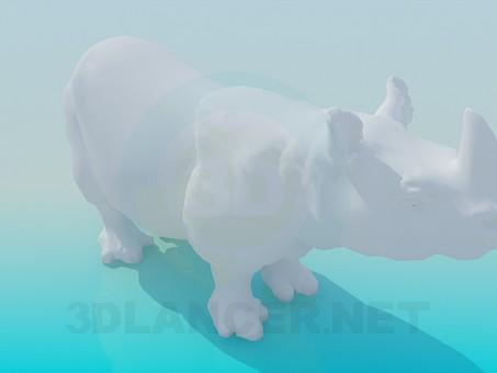 3d model Rhino - preview