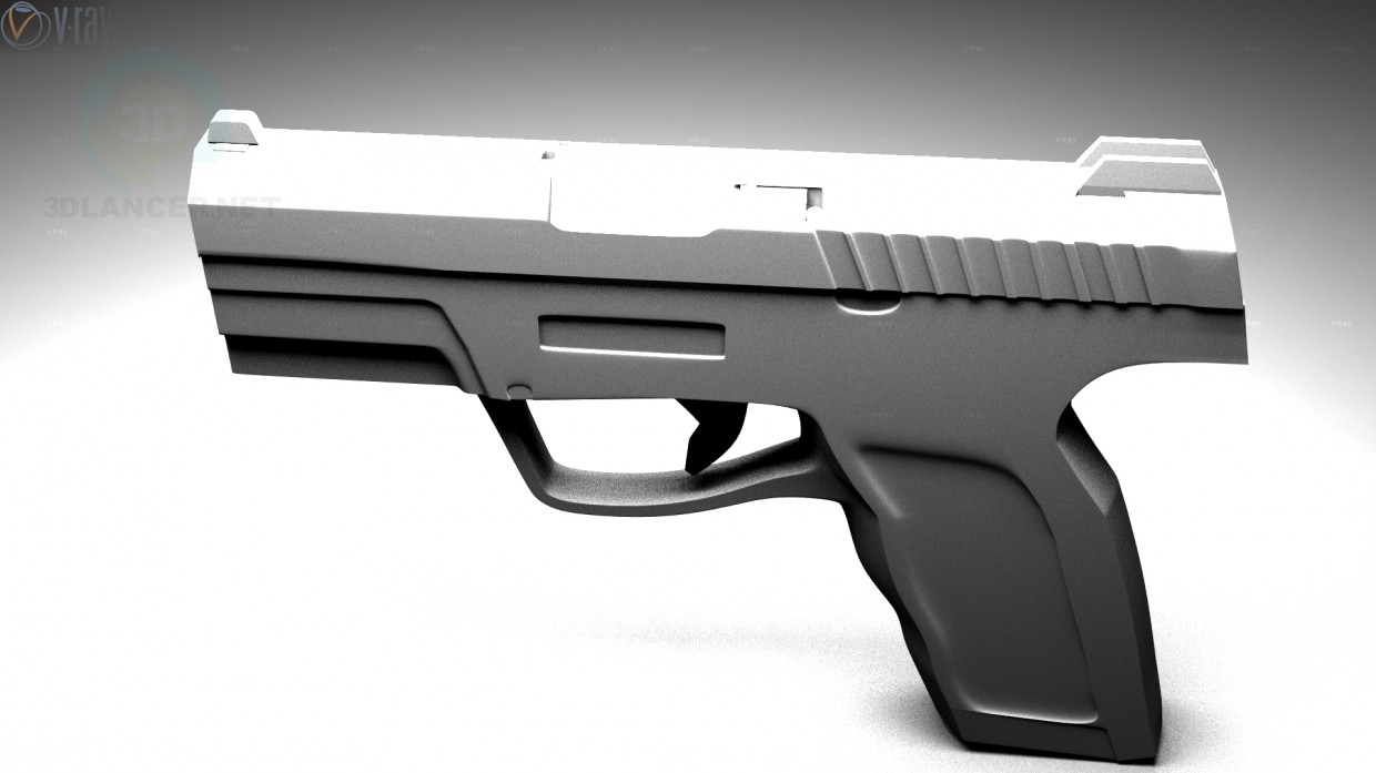 3d model 10 mm - preview