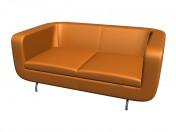 Sofa Dubuffet (160x90x65)