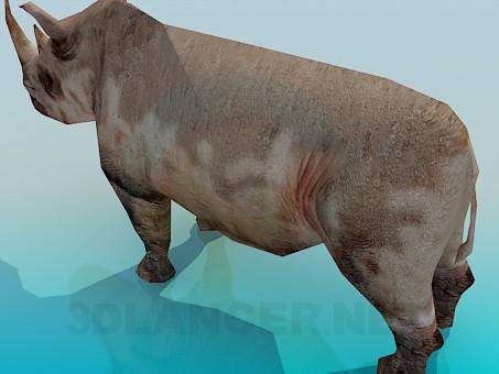 modelo 3D Rhino - escuchar