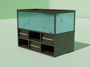 Ständer für Aquarium