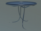 1ex0 Snake Table High Poly