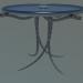 3d 1ex0 Snake Table High Poly model buy - render
