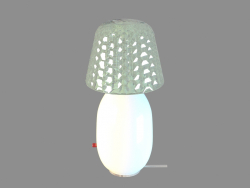 Lampadina Candy Light Lampe a poser Bianco