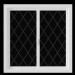 3d model The window is plastic - preview