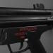 3d MP5 model buy - render
