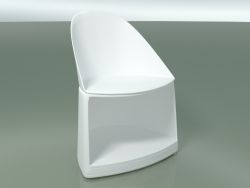 Chair 2301 (with wheels, PC00001 polypropylene)