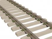 Rail fastening type w30