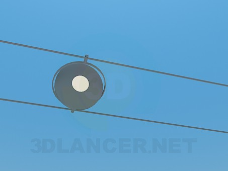 3d model Halogen - preview