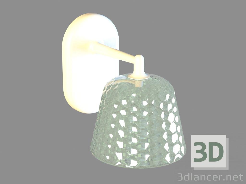 3d modell candy light wandeinheit 1l wei vom hersteller baccarat id 20474. Black Bedroom Furniture Sets. Home Design Ideas
