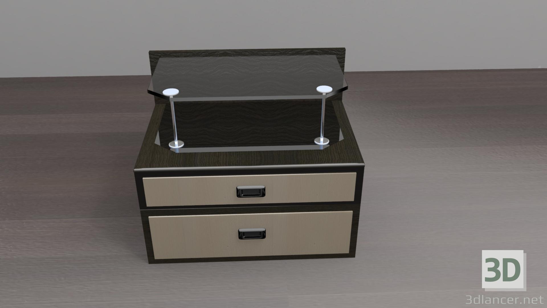 3d Gold collection number 4 model buy - render