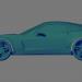3d Chevrolet Corvette C6 Z06 model buy - render