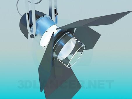 modelo 3D Centro de atención - escuchar