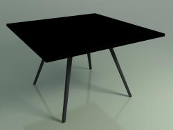 Mesa quadrada 5413 (H 74 - 119x119 cm, laminado Fenix F02, V44)