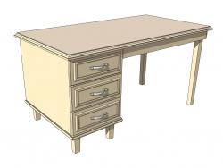 yazı masası.