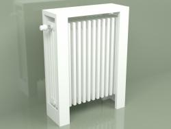 Radiador de barra Delta (H750 L700 B177, RAL - 9016)