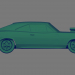3d Dodge Charger RT 70 - Printable toy model buy - render