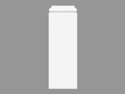 Pilaster K202 (18.5 x 4.1 x 54.1 cm)