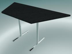 Pied de table Flip-top trapézoïdal (1500x750mm)