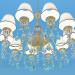 3d modeling Classic chandelier model free download