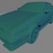 3d Toyota Corola GT-S - Printable toy model buy - render