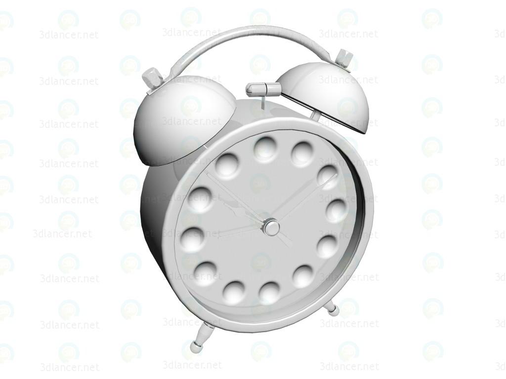3d modeling Buongiorno Clock model free download