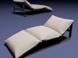 Lounge Chair with cushions