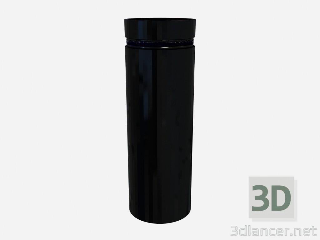 3d model Cylindrical vase (GSC VASE P040 Z145) - preview