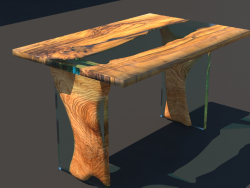 table (Slab)