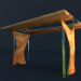 table (Slab) paid 3d model by tashkent1978 preview