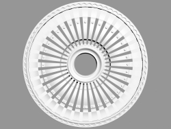 Ceiling outlet (P41)