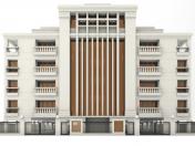 5 storey building