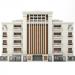 3d model 5 storey building - preview