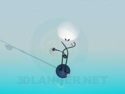 Standard-lamp
