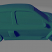 3d Renault Clio Sport V6 - Printable toy model buy - render